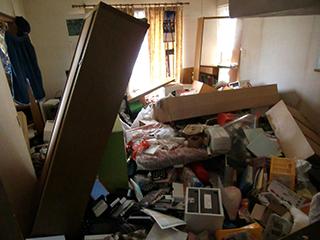 平成28年熊本地震における室内被害状況 その1