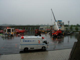 東京消防庁<第八消防方面本部部><第八本部消防救助機動部隊><新た ...