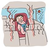 子どもの熱中症の画像2